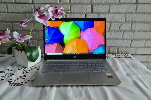 HP 14 DK1002AU, Laptop Terjangkau Mumpuni untuk Sehari-hari