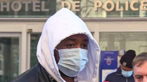 4 Polisi yang Pukul Pria Kulit Hitam di Paris Ditahan
