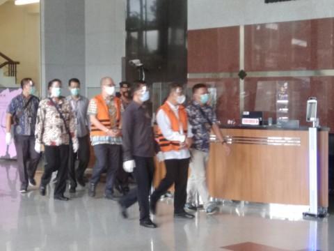 KPK Tahan Wali Kota Cimahi