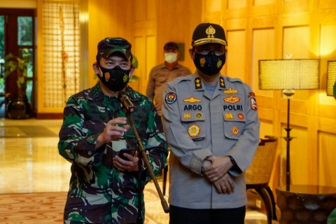 Upaya TNI-Polri Stabilkan Keamanan Papua