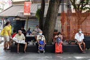 Baru Pulang dari Indonesia, Penduduk Tetap di Singapura OTG