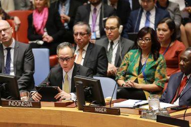 Indonesia Kuatkan Sinergi Penanganan Covid-19 dengan PBB