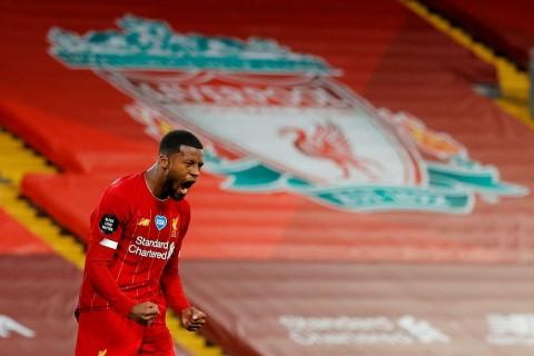 Klopp Berharap Wijnaldum Bertahan Lama di Liverpool