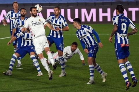 Real Madrid vs Deportivo Alaves: El Real Menyerah dari Alaves