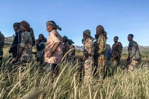 Roket Hantam Eritrea usai Ethiopia Klaim Kemenangan di Tigray