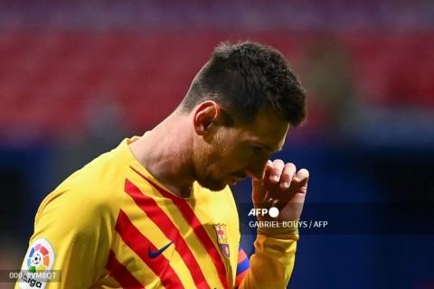 Koeman Ingin Messi Bangkit saat Barcelona Jamu Osasuna