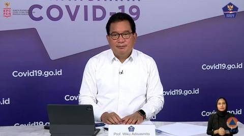 <i>Positivity Rate</i> Covid-19 Indonesia Naik Jadi 14,1%