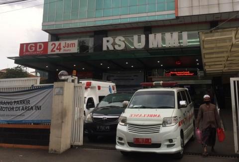 Dirut RS Ummi Bogor Akan Diperiksa terkait Rizieq Shihab