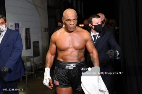 Mike Tyson: Insyaallah Saya Lebih Baik di Laga Berikutnya