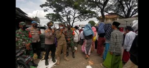 Kerumunan Massa Acara Haul di Tangerang Dibubarkan