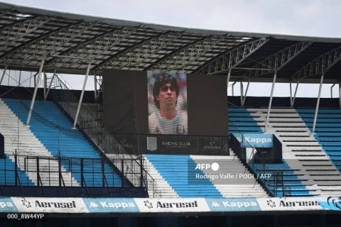 Liga Utama Argentina Berubah Nama Jadi Piala Diego Maradona