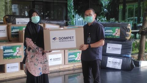 Dompet Kemanusiaan Media Group Salurkan Donasi Rp24 Miliar