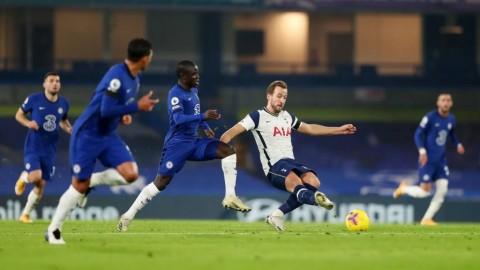 Chelsea vs Tottenham Hotspur: The Lilywhites Paksa The Blues Berbagi Angka