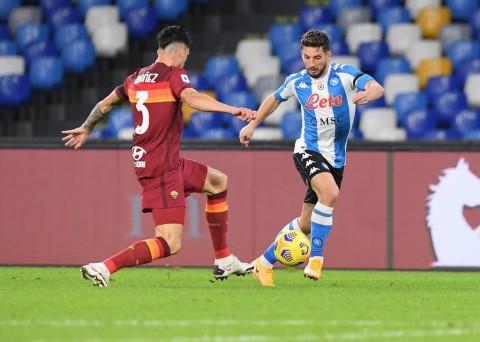 Napoli vs AS Roma: I Partenopei Hancurkan I Lupi