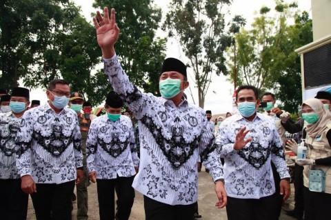 Herman Deru Dorong Semua Guru Honorer di Sumsel Diangkat PPPK