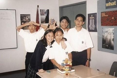 Agnez Mo Unggah Foto Waktu SMP