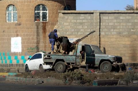 Houthi Klaim Telah Bunuh 8 Prajurit Saudi di Marib