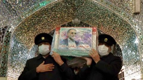 Iran Mulai Prosesi Pemakaman Ilmuwan Nuklir yang Terbunuh