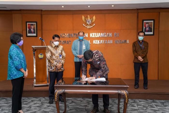 SMI Realisasikan Bantuan Program PEN untuk KAI Senilai Rp3,5 Triliun