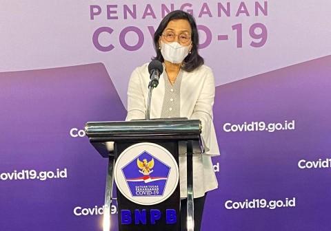 Anggaran Kesehatan Penanganan Covid-19 Sudah Capai Rp40,32 Triliun