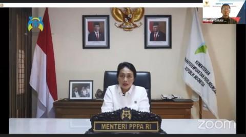 Menteri PPPA Minta Buktikan 'Lima Siap' Sebelum Buka Sekolah