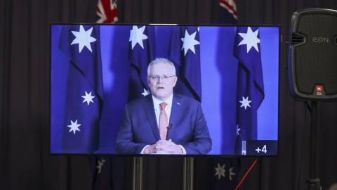 PM Australia Tuntut Permintaan Maaf Tiongkok karena Unggah Informasi Palsu