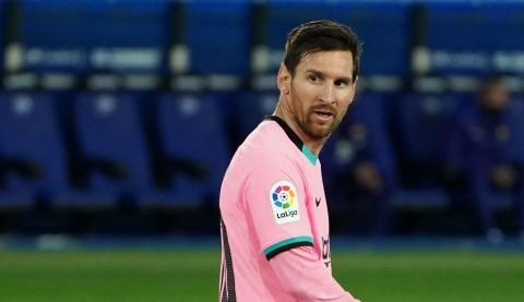Barcelona Tolak Rp4 Triliun dari Inter untuk Messi