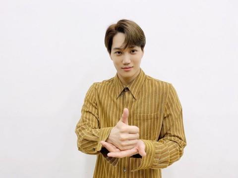 Album Solo Kai EXO Puncaki Tangga Lagu iTunes di 50 Negara