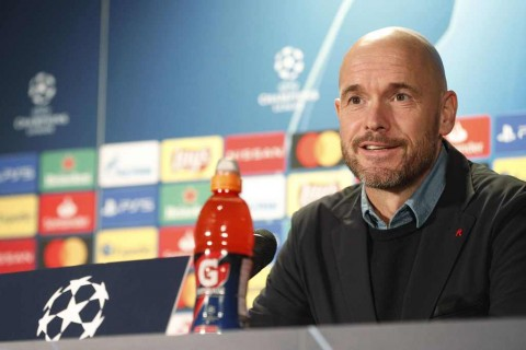 Pelatih Ajax Sesumbar Tumbangkan Liverpool