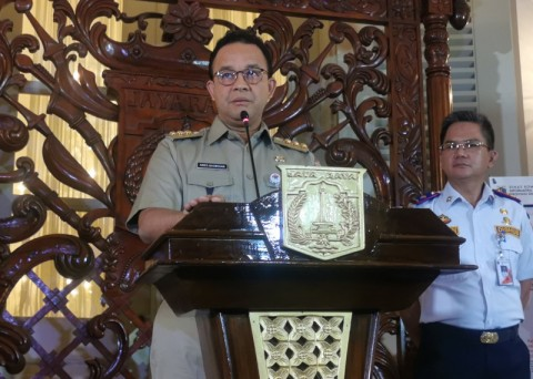 Jakarta Governor Anies Baswedan Tests Positive for Coronavirus