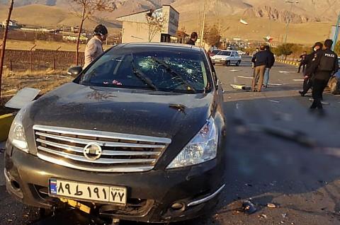 Iran Dorong PBB Ambil Tindakan Tegas Terkait Kematian Fakhrizadeh