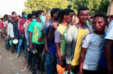 Rumah Sakit di Tigray Kehabisan Kantung Jenazah