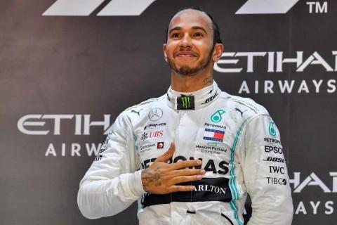 Lewis Hamilton Positif Covid-19 dan Absen di GP Bahrain