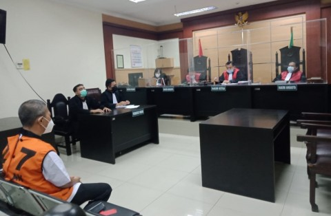 Politik Uang, Pendukung Paslon Ben-Pilar Divonis 3 Tahun Penjara