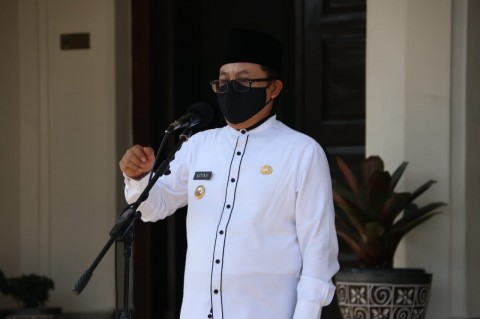 Wali Kota Malang Umumkan Positif Covid-19