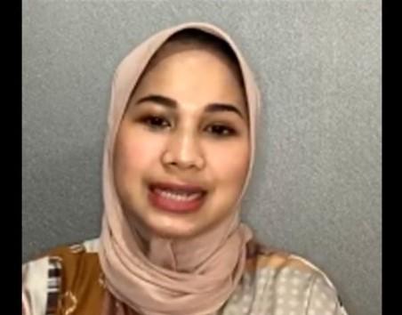Ditantang Warganet Jadi 'Next' Menkes RI, Begini Jawaban Nadhira