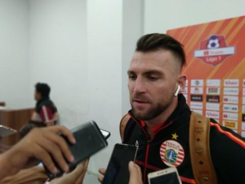 Marko Simic Ingin Bela Persija Hingga 8 Tahun Mendatang