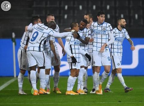 M'Gladbach vs Inter: Nerazzurri Hidupkan Asa ke Babak 16 Besar