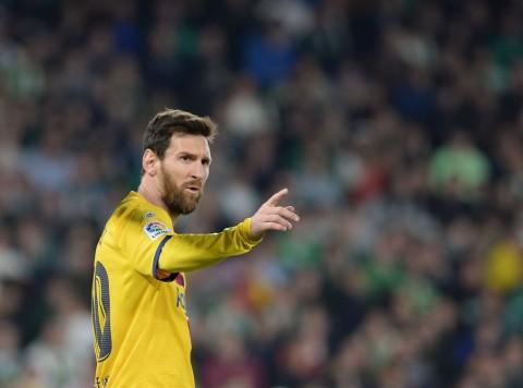 3 Berita Bola Terpopuler: Messi Ditawar Rp4 Triliun hingga Garuda Select III Berangkat ke Inggris