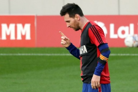 Barcelona Kembali tidak Membawa Messi untuk Hadapi Ferencvaros