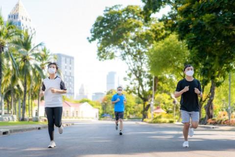 Penerapan Protokol Kesehatan pada Acara Olahraga
