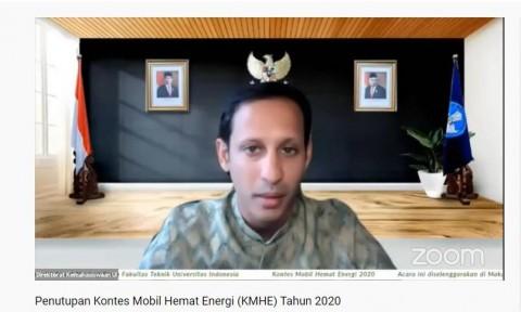 UI Umumkan Daftar Pemenang Kontes Mobil Hemat Energi 2020