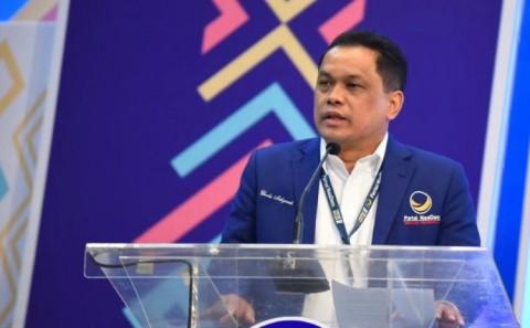 Kementerian Pimpinan Kader NasDem Raih Predikat Tertinggi Keterbukaan Informasi