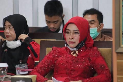 Wahyu Tjiptaningsih Jabat Wakil Bupati Cirebon