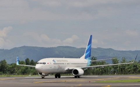 Garuda Indonesia Sediakan 100 Ribu Personal <i>Health Kit</i> untuk Penumpang
