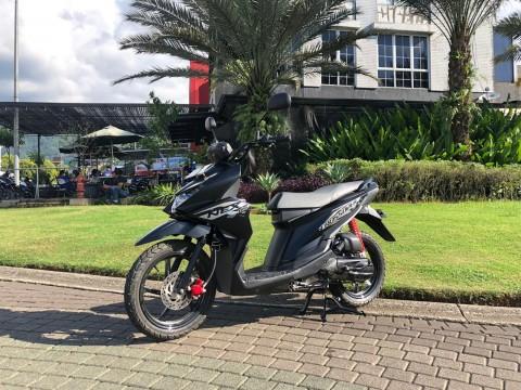 Suzuki Nex Crossover, Berani Main Tanah