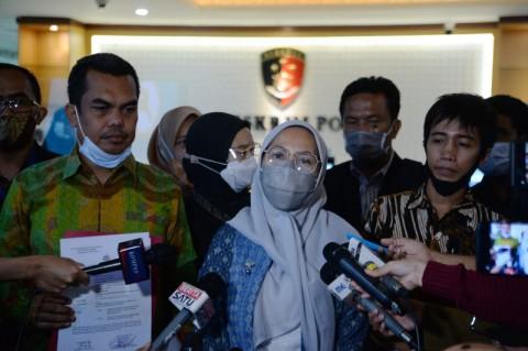 Putri Jusuf Kalla Laporkan Ferdinand Hutahean Atas Dugaan Fitnah