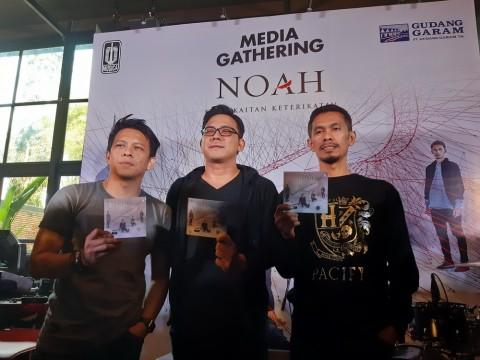 Hambatan Jelang Konser Virtual 360 Noah
