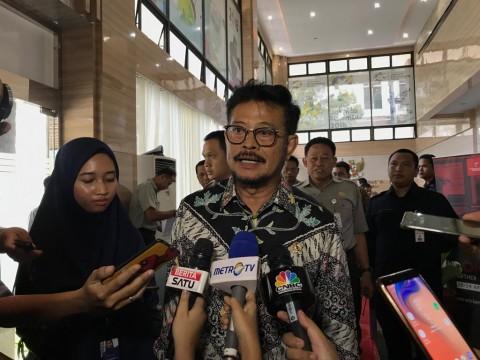 Syahrul Yasin Limpo Ditunjuk Sebagai Menteri Kelautan dan Perikanan Ad Interim