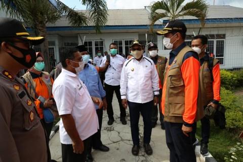 Kepala BNPB Minta Pengungsi Rentan Erupsi Gunung Ili Lewotolok Dipisahkan